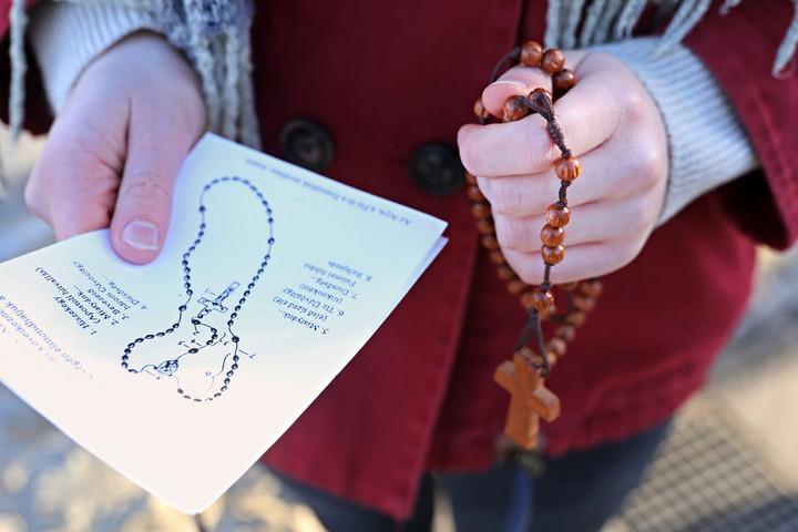 Ismét Magyarországért imádkoztak a Várban
