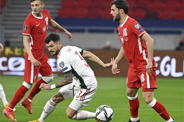 Magyarország válogatottja döntetlent játszott Lengyelországgal