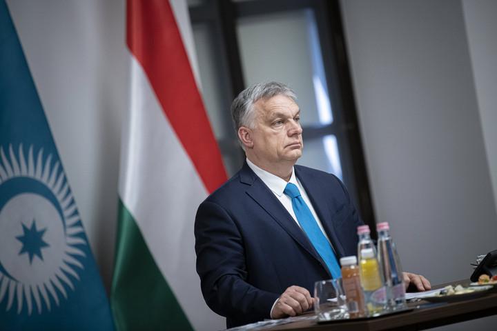 Orbán: Magyarország tavasz végén otthont adna a Türk Tanács üzleti fórumának