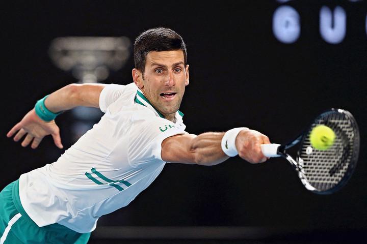 Novak Djokovic uralma megdönthetetlen