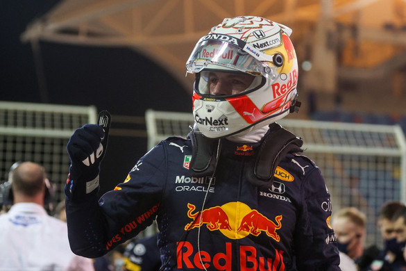 Verstappen indulhat az élről a Forma-1 bahreini szezonnyitóján