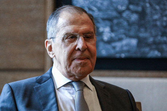 Lavrov: Brüsszel megsemmisítette az EU és Oroszország kapcsolatait