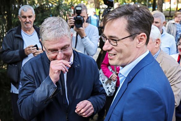 Dömötör Csaba: Most éppen a regisztrációt törölné el a baloldal