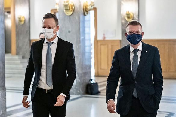 Közösek Közép-Európa és a Baltikum érdekei