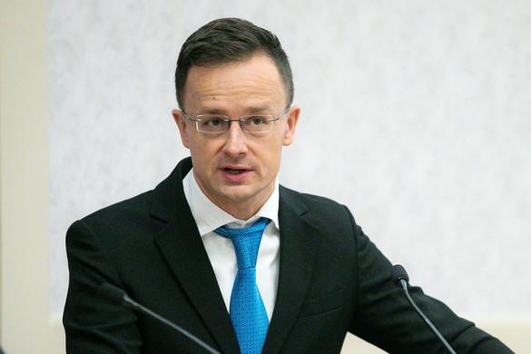 Szijjártó: Fel kell gyorsítani a Nyugat-Balkán országainak uniós csatlakozását!