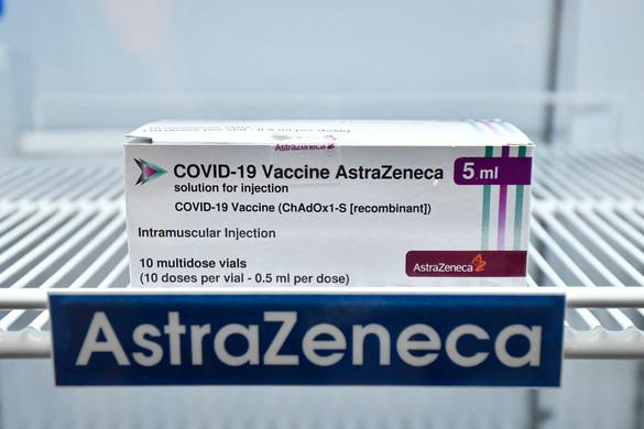 """""""Az AstraZeneca-vakcina előnyei messze meghaladják a kockázatokat"""""""