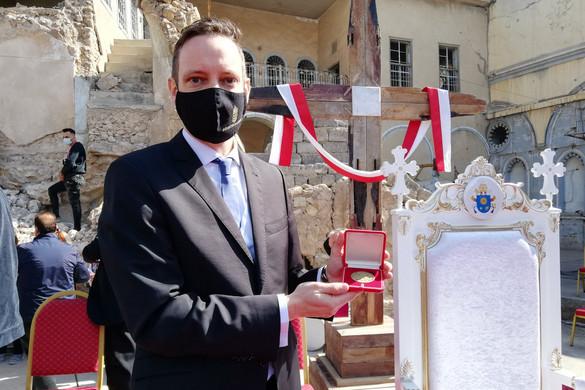 Hálás hazánknak a szír katolikus pátriárka