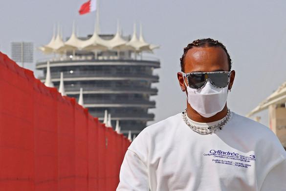 Lewis Hamilton kontra Max Verstappen a trónért