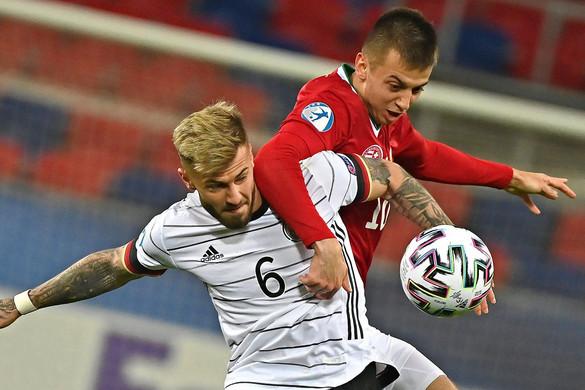 Háromgólos vereséggel rajtolt a magyar csapat a részben hazai rendezésű U21-es kontinensviadalon