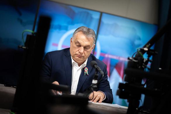 Orbán Viktor: Amikor eléri az átoltottság a 2,5 milliót, el lehet kezdeni az újraindítást