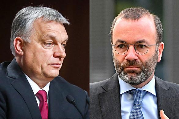 Itt van Orbán Viktor Weberhez intézett levele a kilépésről