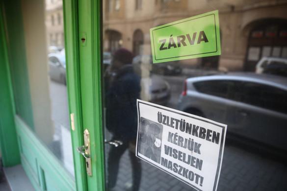Átvevőpontként sem működhetnek a zárva tartásra kötelezett üzletek