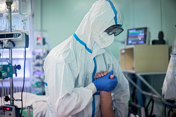 Tízezernél is több az új fertőzött