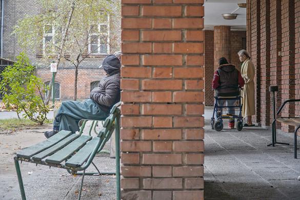 Egyre több a fertőzött a hajléktalanok között is