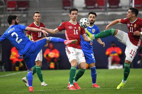 Hiába vezetett, a románoktól is kikapott a magyar csapat az U21-es Eb-n