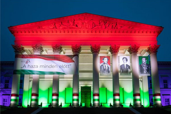 Fidesz: Március 15-e már 173 éve a magyar szabadság ünnepe