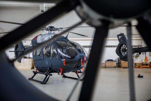 Szolnoki Helikopter Bázis