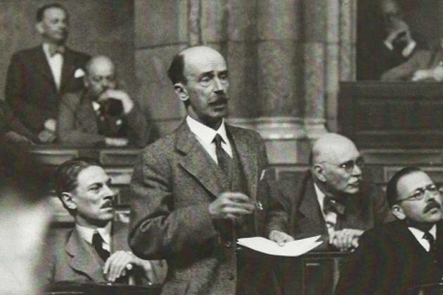 Stabil kormányzást, prosperáló Magyarországot teremtett Trianon után gróf Bethlen István