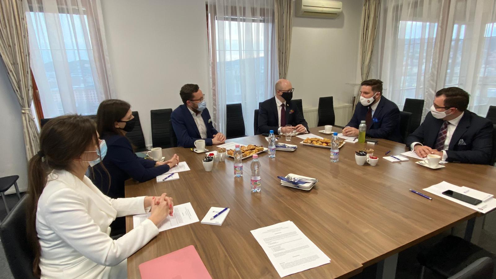 A 2020 februárjában megkötött kétoldalú együttműködési megállapodás kibővítésének következő lépéseiről tárgyaltak