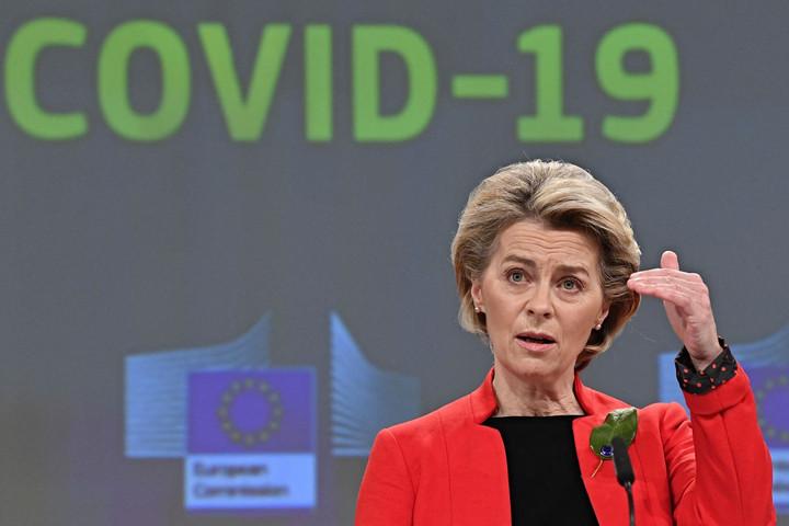 Von der Leyen: Az EU újabb szerződést köt a Pfizer/BioNTech vállalatokkal