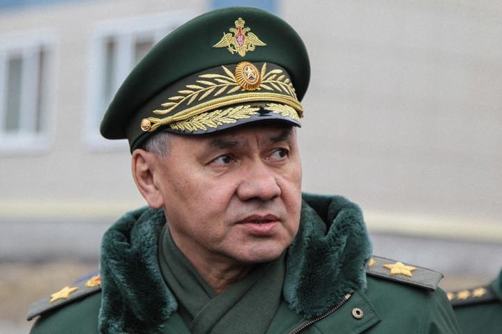 Sojgu visszarendelte az orosz hadsereget a déli és a nyugati határról