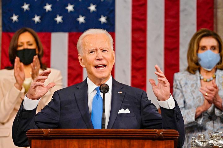 Világok harca: Biden beszéde a tervekről