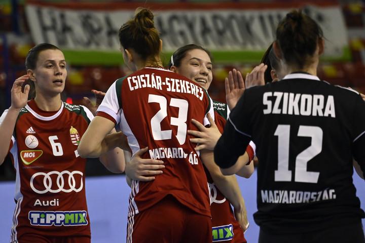 Női kézilabda: Huszonhét gólos magyar siker az első vb-selejtezőn