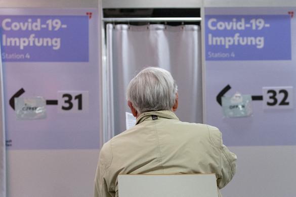 Ausztriában a felnőtt lakosság több negyedét beoltották már