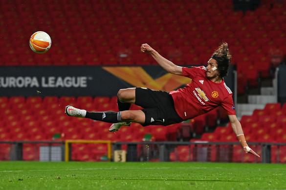 Bedarálta és kiütötte az AS Romát a Manchester United az Európa Ligában