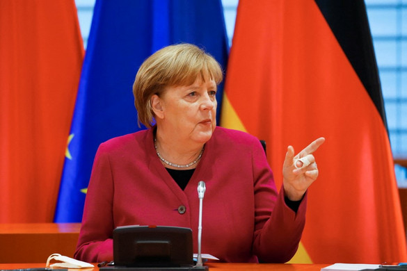 Merkel szerint Németországnak el kell ismernie a kínai vakcinát