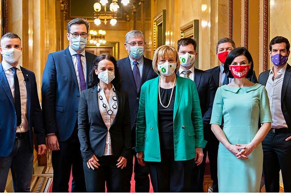 Hollik: A baloldal célja továbbra is a járvány elleni védekezés lassítása