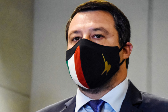 Salvini: Politikai pert indítottak ellenem