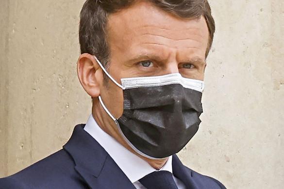 Kemény kritika Macronnak