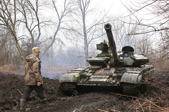 Egyre fokozódik a feszültség az orosz-ukrán határon