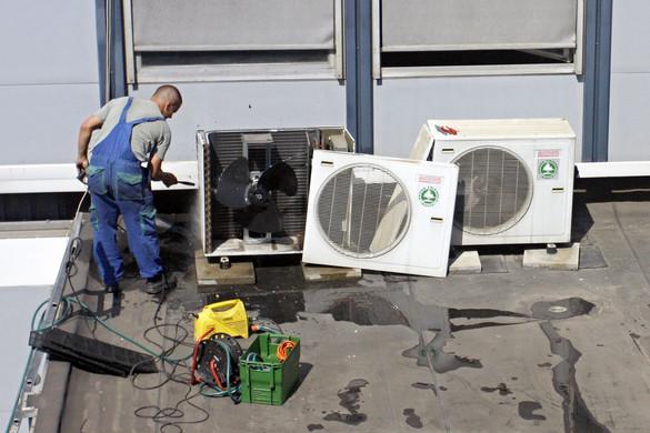 Megduplázódott tavalyelőtt a légkondicionáló berendezések fogyasztása a hat évvel ezelőttihez képest