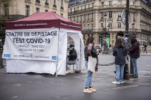 Bővül az oltásra jogosult franciák köre