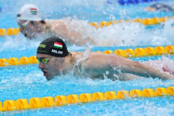 Az úszóinktól várjuk az igazi éremesőt