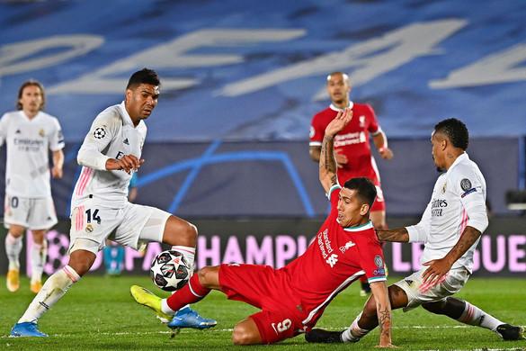 A Real Madridnál nem szeretik, ha a Barcával példálóznak