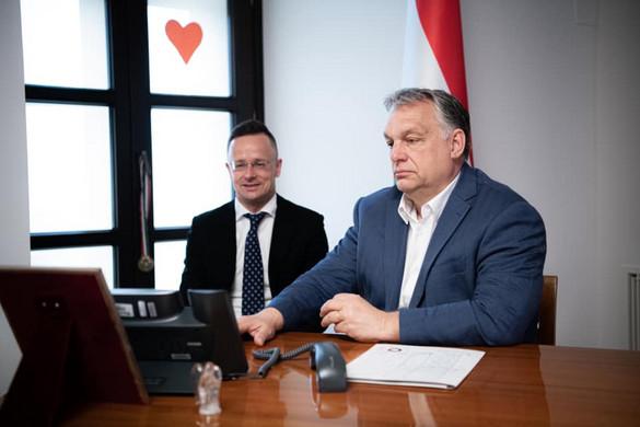 Orbán Viktor: Újraindítjuk a diplomáciát