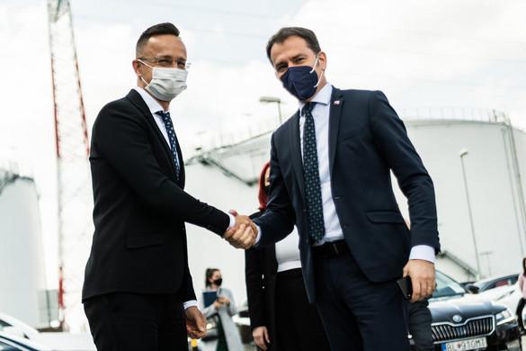 Soha nem volt ilyen jó a Magyarország és Szlovákia közötti kapcsolat