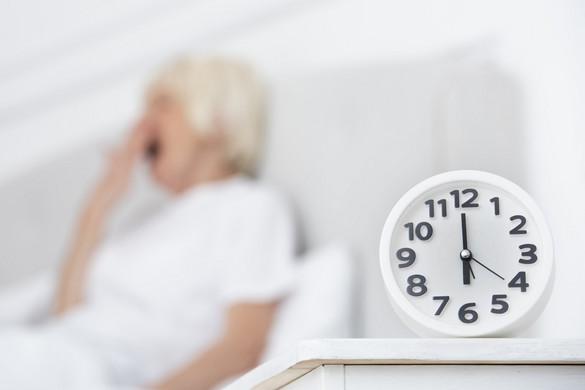 A kevés alvás növeli a demencia kockázatát