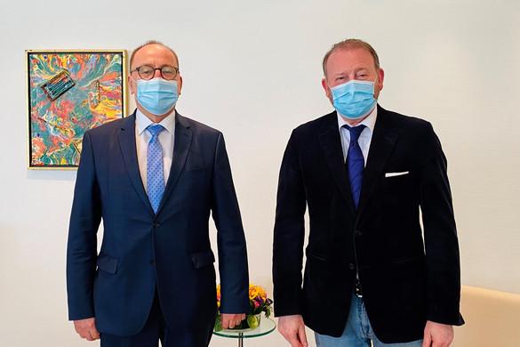 Németh Zsolt: Az Európa Tanács magyar elnökségének prioritásai az ET támogatását élvezik