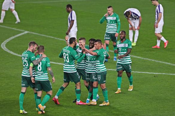 Az Újpest legyőzésével sorozatban harmadszor bajnok a Ferencváros