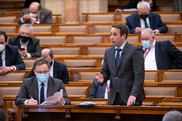 Dömötör Csaba: Gyurcsány legfontosabb feladata, hogy fenyegessen