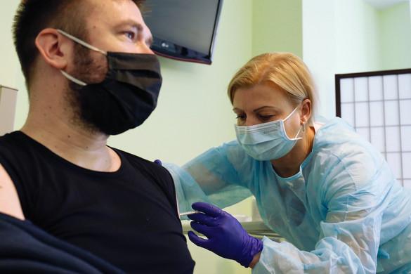 Már minden harmadik magyar ember megkapta az első védőoltást