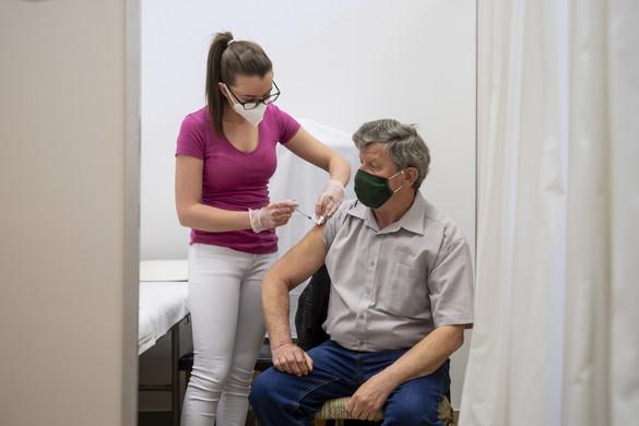 Nem tartanak igényt az oltakozók a Pfizer vakcinájára