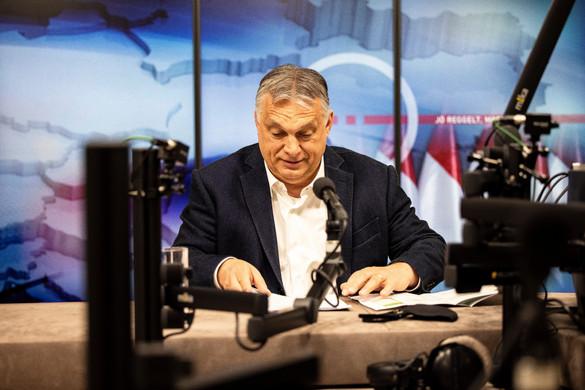 Orbán Viktor: A vírus itt marad velünk, csak az oltás véd meg