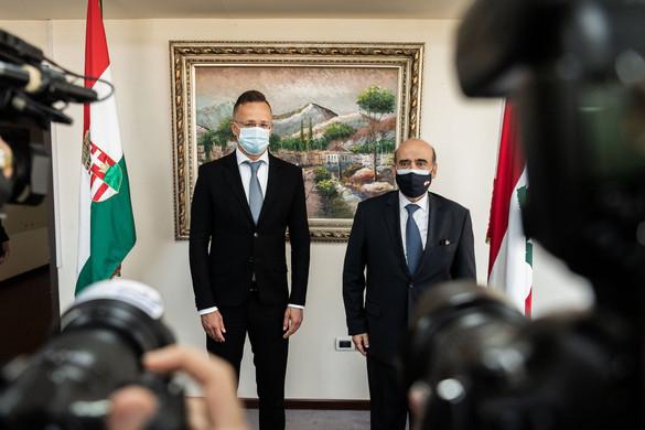 Magyarország számára kiemelten fontos a Közel-Kelet békéje