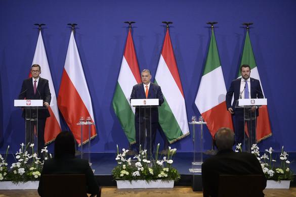 Orbán Viktor: Európai reneszánszt akarunk