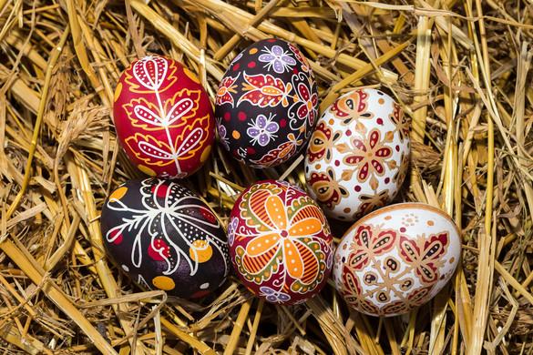 A tojásírás művészete